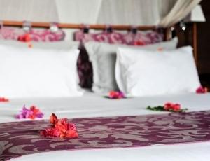 Bedroom in Anjajavy