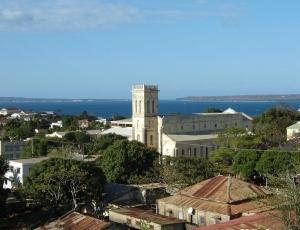 Diego Bay church